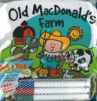 Old MacDonald's Farm A Bathtub Coloring Book by Ideals Editors