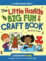 Little Hands Big Fun Craft Book Creative Fun for 2 to 6 Years Olds by Judy Press