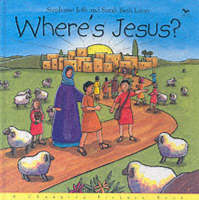 Where's Jesus by Stephanie Jeffs