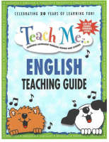 Teach Me English Teaching Guide Learning Language Through Songs and Stories by Judy Mahoney