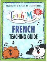 Teach Me French Teaching Guide Learning Language Through Songs and Stories by Judy Mahoney