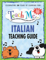 Teach Me Italian Teaching Guide Learning Language Through Songs and Stories by Judy Mahoney