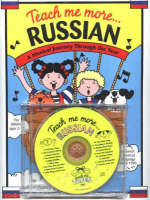 Teach Me More...Russian A Musical Journey Through the Year by Judy Mahoney