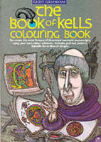 Book of Kells Colouring Book by Geoff Greenham