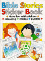 Bible Stories Sticker Book by