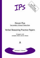 Verbal Reasoning Practice Papers Dual Format by Nicholas Geoffrey Stevens