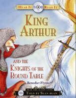 King Arthur and the Knights of the Round Table by Benedict Flynn