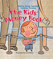 Kids Money Book by Mcgillian