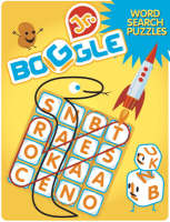 Boggle Jr. Word Search by Sterling Publishing Company