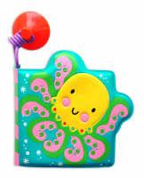 Bath Buddies: Wiggly Octopus by Jo Moon