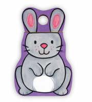 Clackety-Clacks: Bunny by Luana Rinaldo