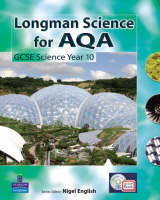 AQA GCSE Science Pupil's Active Pack Book for AQA GCSE Science A by Nigel English, Susan Kearsey, Richard Grime, Miles Hudson