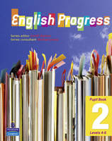 English Progress Book 2 Student Book by Geoff Barton, Clare Constant, Emma Lee, Michele Paule