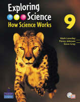 Exploring Science : How Science Works Year 9 Student Book with Activebook by Mark Levesley, Penny Johnson, Steve Gray
