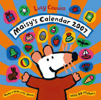 Maisy Calendar by Lucy Cousins