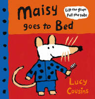 Maisy Goes to Bed Mini Edition by Lucy Cousins