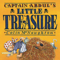 Captain Abdul's Little Treasure by Colin McNaughton