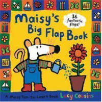 Maisy's Big Flap Book A Maisy Fun-to-Learn Book by Lucy Cousins