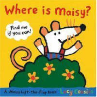 Where Is Maisy? by Lucy Cousins
