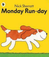 Monday Run-day by Nick Sharratt
