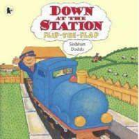 Down at the Station by Siobhan Dodds