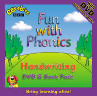 Learn at Home:Fun with Phonics: Handwriting Pack Handwriting Pack by