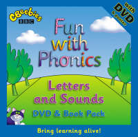 Learn at Home:Fun with Phonics: Letters and Sounds Pack by