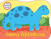 Danny Diplodocus by Joanne Partis