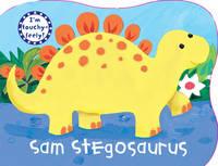 Sam Stegosaurus by Joanne Partis