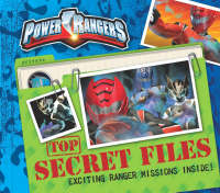 Disney Power Rangers Top Secret Files by