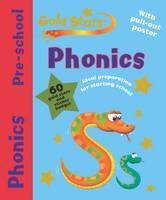Gold Stars Pre-School Workbook Phonics by