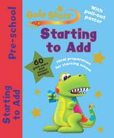 Gold Stars Pre-School Workbook Starting to Add by