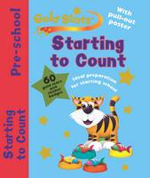 Gold Stars Pre-School Workbook Starting to Count by