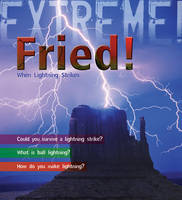 Extreme Science: Fried! When Lightning Strikes by Douglas McTavish