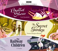 Three Children's Classic Stories by