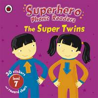 Superhero Phonic Readers: Super Twins by Dick Crossley