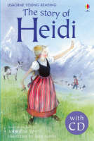 The Story of Heidi by Johanna Spyri
