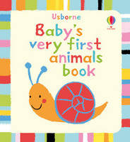 Baby's Very First Book of Animals by Jenny Tyler