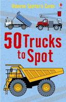 50 Trucks to Spot by Felicity Parker