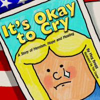 It's Okay to Cry A Story of Heroism, Hope & Healing by Meg Bragg