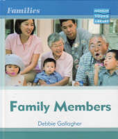 Families: Family Members Macmillan Library by