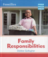 Families: Family Responsibilities Macmillan Library by