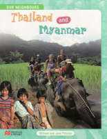 Thailand and Myanmar by Michael Pelusey, Jane Pelusey