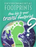 Environmental Footprint: Travel Macmillan Library by Paul Mason