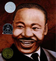 Martin's Big Words The Life of Dr. Martin Luther King, Jr. by Doreen Rappaport