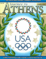Journey to Athens - Intermediate The United States Olympic Committee Activity Book by Ellyn, MA Siskind