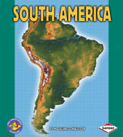 South America by Madeline Donaldson
