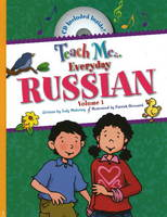 Teach Me Everyday Russian by Judy Mahoney