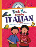Teach Me Everyday Italian by Judy Mahoney