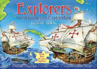 Explorers Great Journeys of Exploration Jigsaw Book by